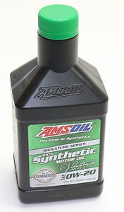 AMSOIL Signature Series Synthetic Motor Oil SAE 0W-20 (0,946л)