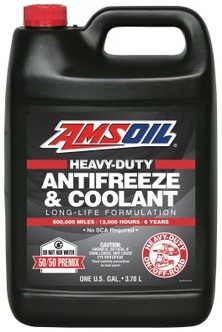 AMSOIL Heavy Duty Antifreeze and Coolant (3,78л)*
