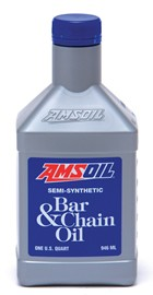 Масло для цепных пил AMSOIL Semi-Synthetic Bar and Chain Oil (0,946л)