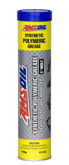 Смазка AMSOIL Synthetic Polymeric Off-Road Grease NLGI#1 (425гр)*