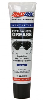 Смазка AMSOIL Synthetic Fifth-Wheel Grease (283гр)*