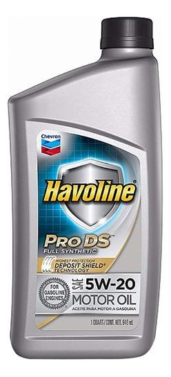 HAVOLINE PRODS SYNTHETIC M/O SAE