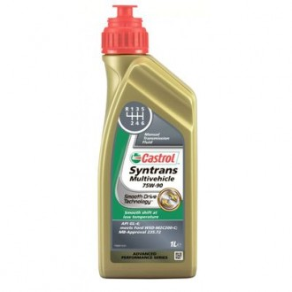 Castrol Syntrans Multivehicle