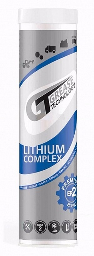 Смазка синяя GT Lithium Complex Grease (400гр)