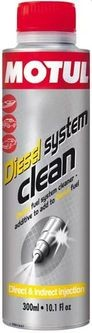 Motul System Keep Clean Diesel (0,3л)