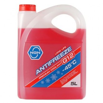 NGN ANTIFREEZE G12 -45