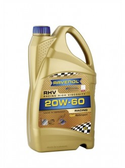 RAVENOL RHV Racing High Viscosity