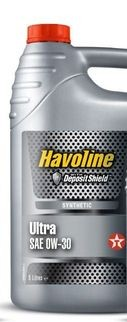 TEXACO Havoline Ultra