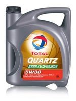 TOTAL Quartz 9000 Future NFC SAE