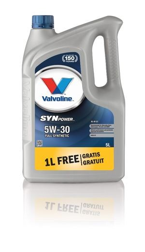 Valvoline SYNPOWER XL-III C3