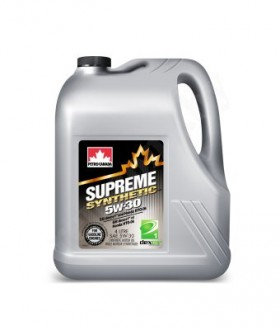 Petro-Canada Supreme Synthetic
